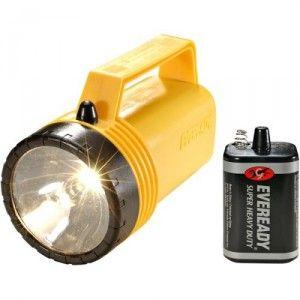 DIY Wiederaufladbare Laterne LED-Taschenlampe Conversion