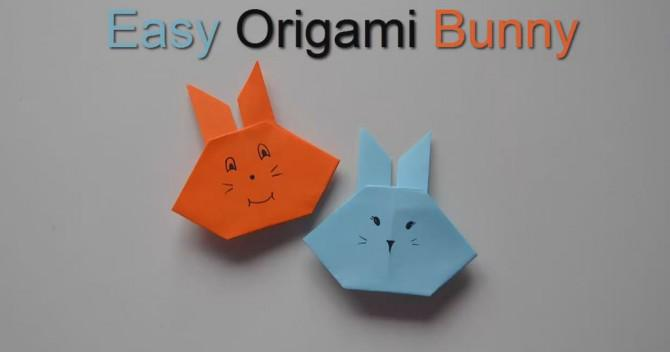 rabbit origami instructions (With images)   Origami diagrams   352x670