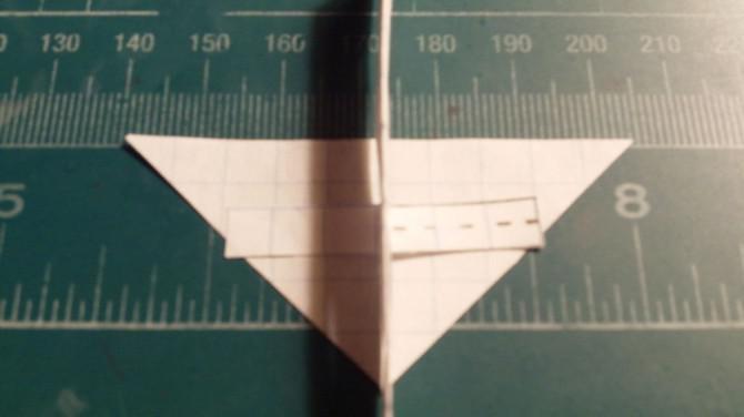 How To Make The Moth Flugzeug Papier