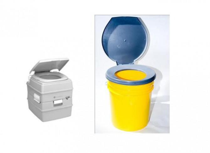 Solar-Assisted Komposttoiletten