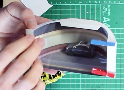 10 Minute Mini 3D-Projektion