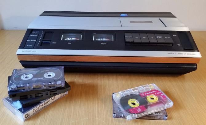 1979 Bang & Olufsen Raspberry Pi Internet-Radio