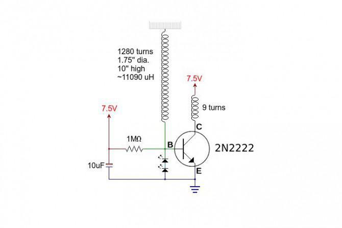 Bau des Armen mans mini Tesla-Spule (Slayer Erreger)