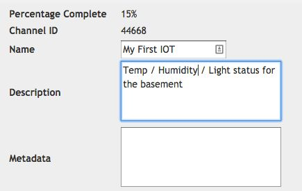 Bauen Sie Ihre erste IOT mit einem Raspberry Pi, DHT11 Sensor und Thingspeak.