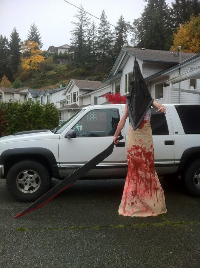DIY Scary Halloween Projekte
