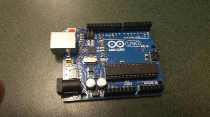 Gespenstischer Geist mit Arduino