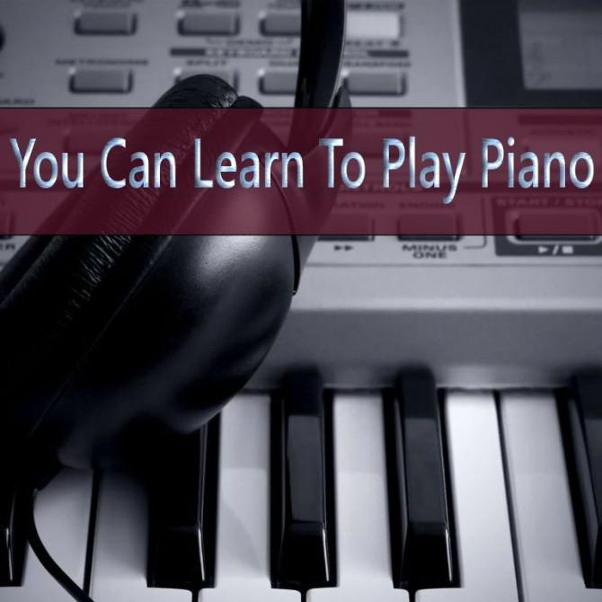 Wie man Klavier spielen auf dem Computer