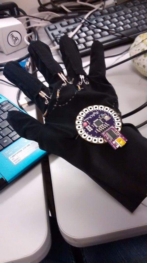 Interactive Handschuhe