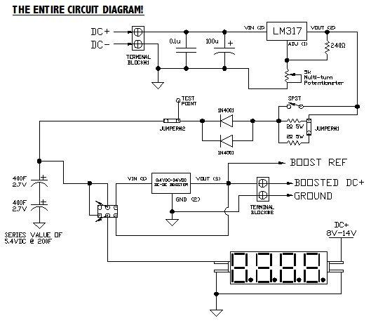 The Forever Wiederaufladbare VARIABLE Super-Kondensator-Batterie !!!