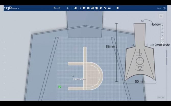 Design Antike Münzen mit Autodesk 123D Entwurf