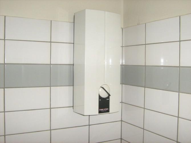 Wie man eine Dusche in Deutschland statt