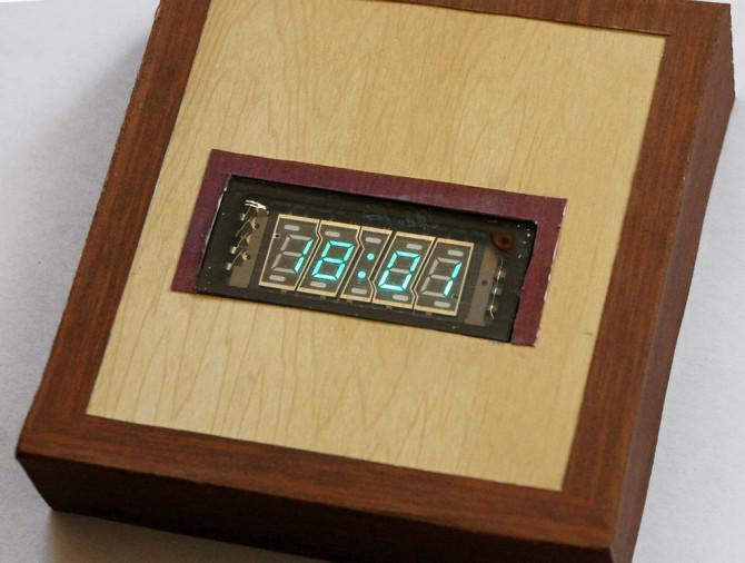 Arduino VFD-Display Clock Tutorial - ein Leitfaden für VFD Displays
