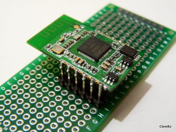 Hack und aktualisieren Sie Ihre Stereo-Anlage mit einem Bluetooth-Modul