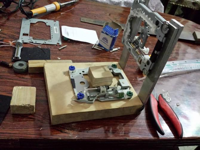 Mini Arduino CNC