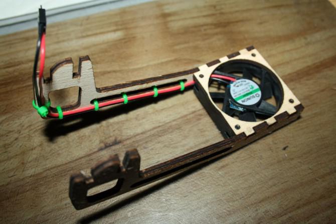 Die Microslice V1 | Ein winziges Arduino Laserschneider