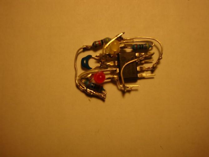 $ 2 Nerdy Klar cirucit Bracelet