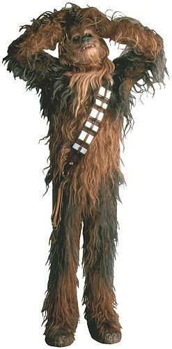 Light Sensor Star Wars Coat (Pop-es ist wie es ist Hoth)