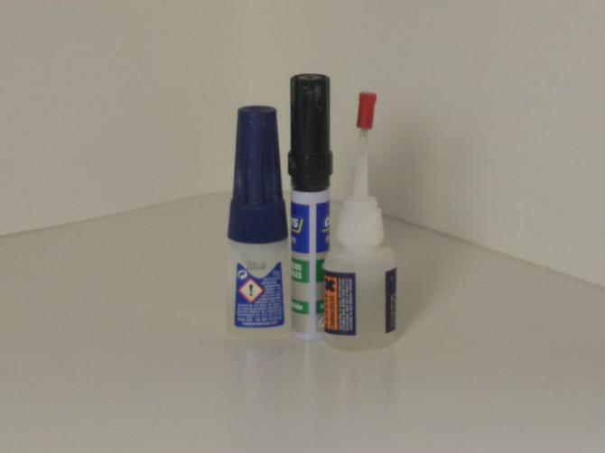 Wie Sie Super Glue austrocknet