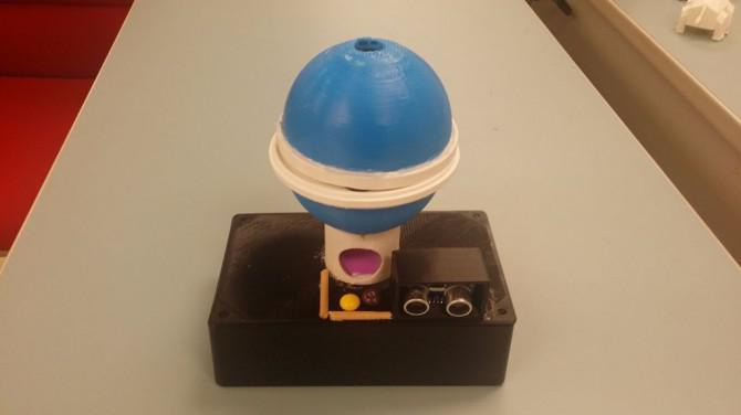 Süßigkeit Globe Dispenser