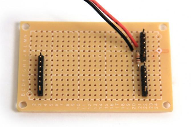 Arduino Fahrrad-Geschwindigkeitsmesser