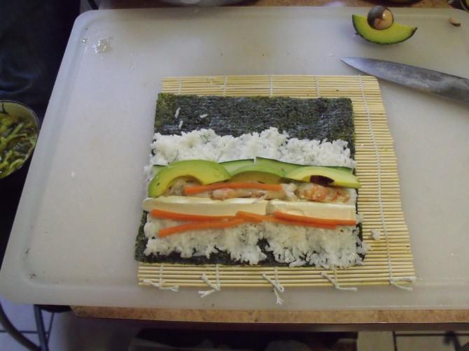 Sushi !!!