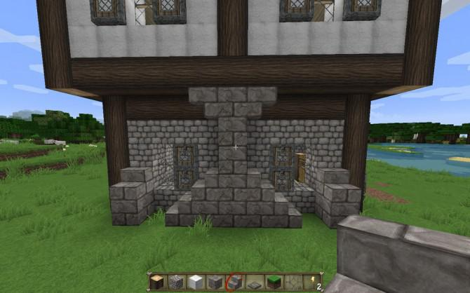 Wie Man Ein Mittelalterliches Haus In Minecraft Bauen - Minecraft schone einfache hauser