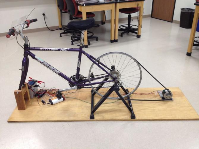DIY Fahrrad-Generator