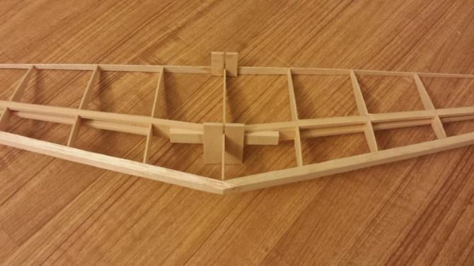 Planung und Aufbau Schöne RC Flugzeug