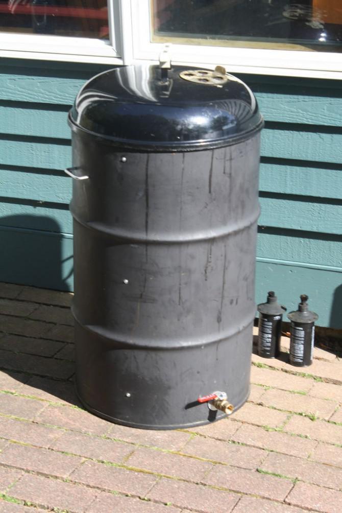 Hässliche Drum Smoker (UDS) Anleitungen und FAQ