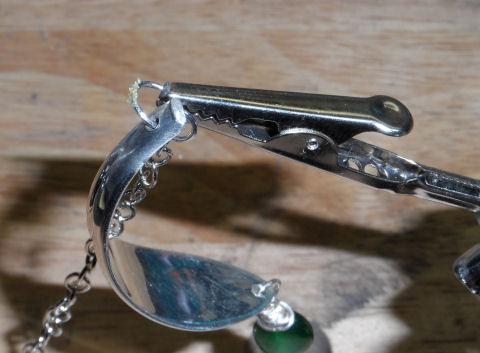 Wie machen Besteck (Löffel und Gabel) Armbänder