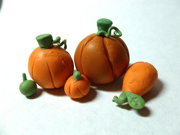 Ton Pumpkins