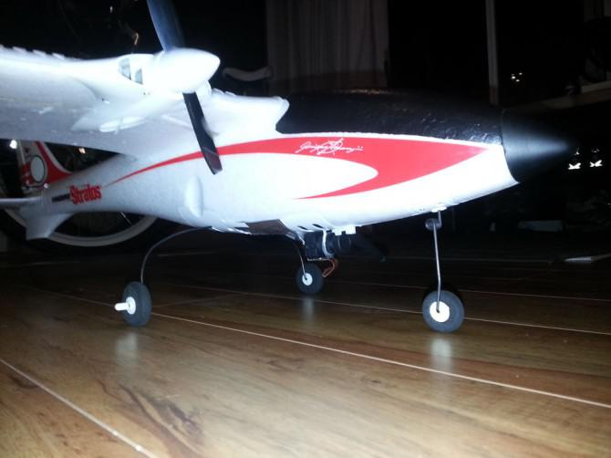 Machen Sie eine UAV für Forschung und Fotografie