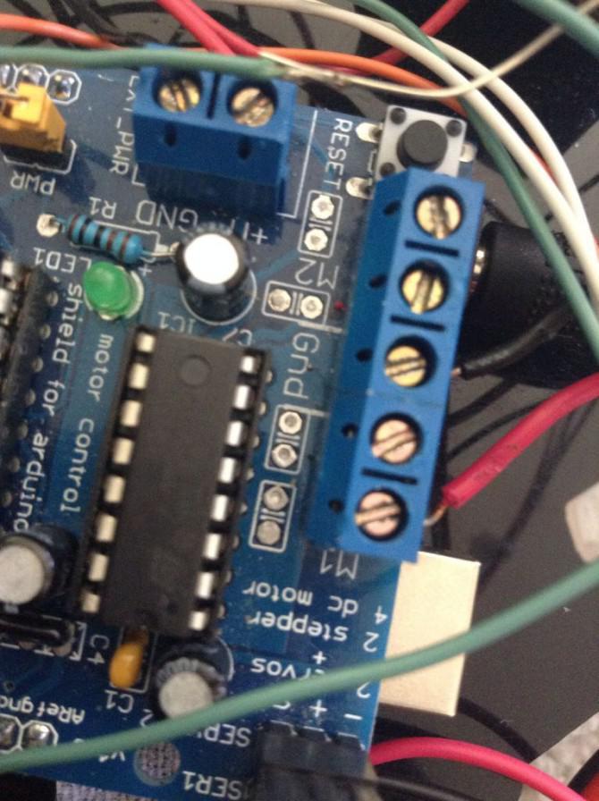 Arduino Rover