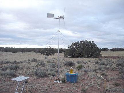 Wie führe ich eine Strom produzieren Windkraftanlagen gebaut