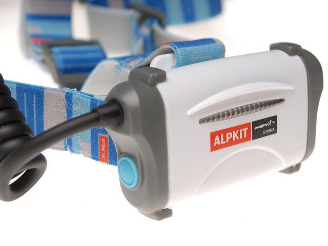 Ein Fix für Alpkit der Gamma Head-Fackel