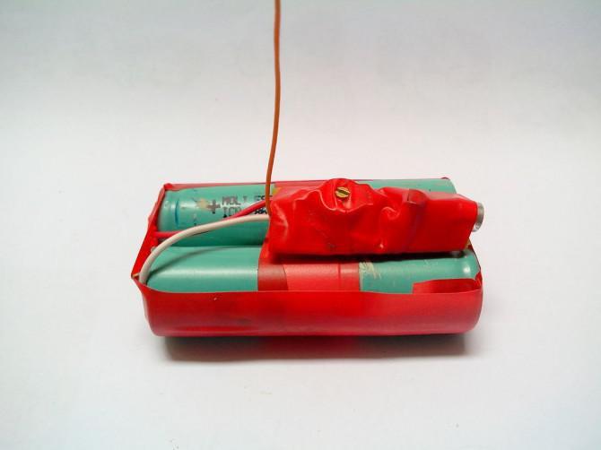 Mini Audio Transmitter
