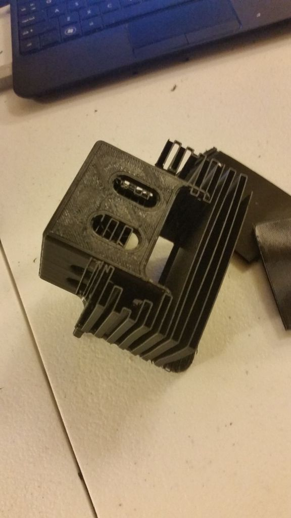 """""""Project Locus"""" - wie man eine große 3D-Drucker mit einem kleineren 3D-Drucker erstellen"""