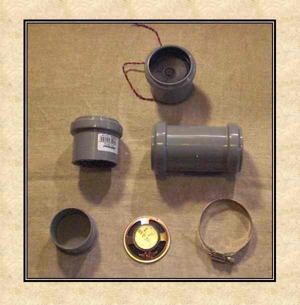 Wie man eine schnelle, einfache und billige loudspeakerbox mit Abflussrohr Material bauen