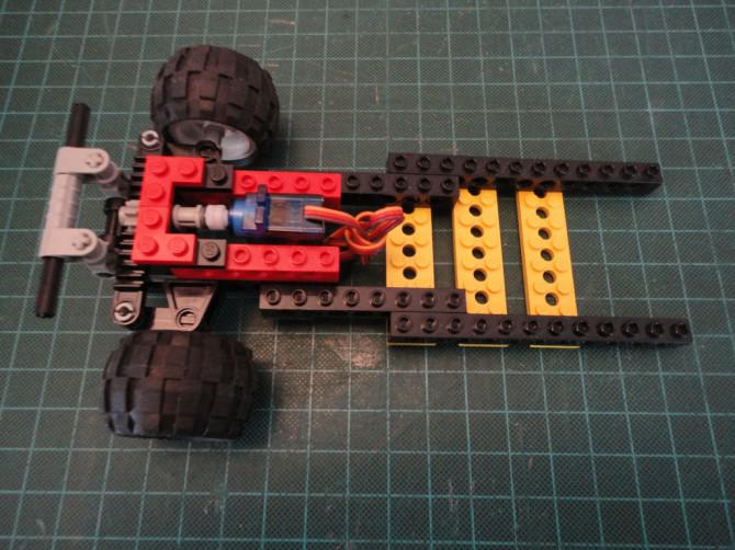 grün # 2717 Sitz LEGO Technic Seat 3 x 2