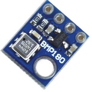 Senden Sie Sensordaten (DHT11 & BMP180) mit einem Arduino ThingSpeak, über Kabel oder WiFi (ESP8266)