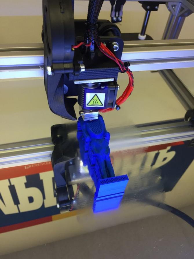 3D gedruckt Bruder