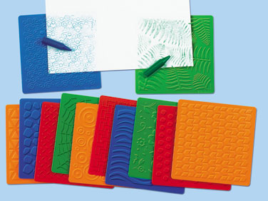 Modell Magie Texture Stamps