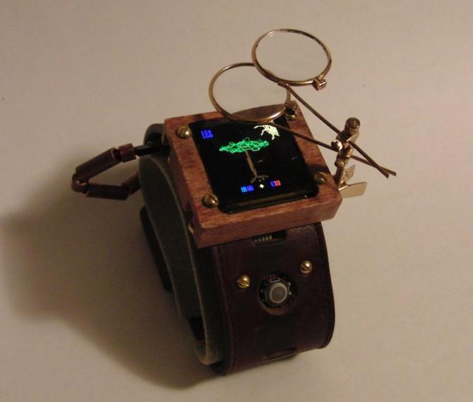 Arduino uhr bauen anleitung