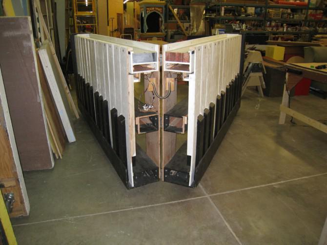 Bauen Sie ein Big Piano
