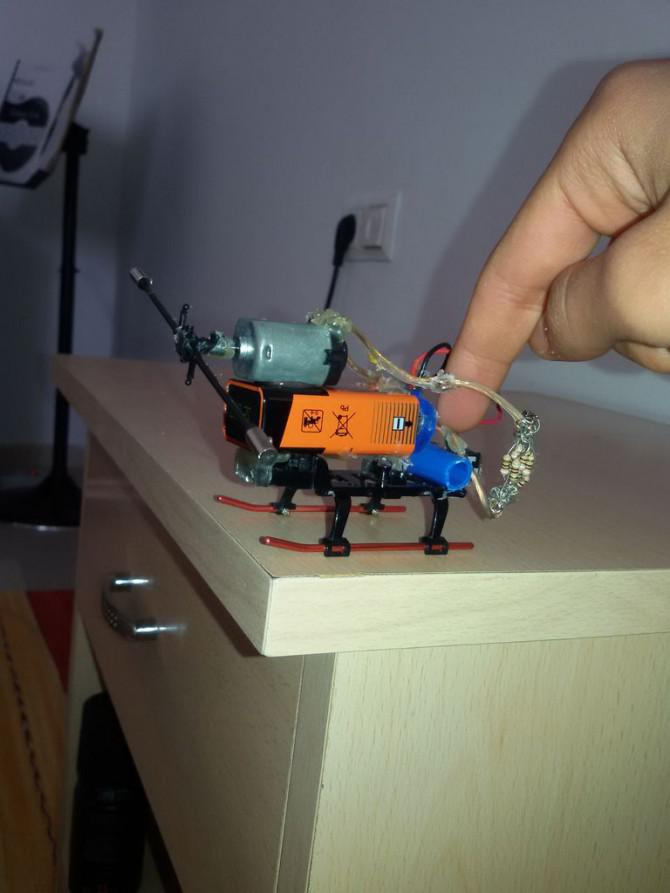 Electro-Gyroskop (eine Art)