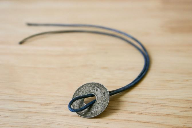 Schiebe-Knoten-Armband
