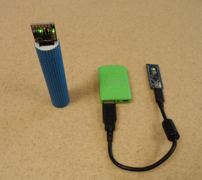 Spielen Sie ein Spiel mit einem bloßen Arduino