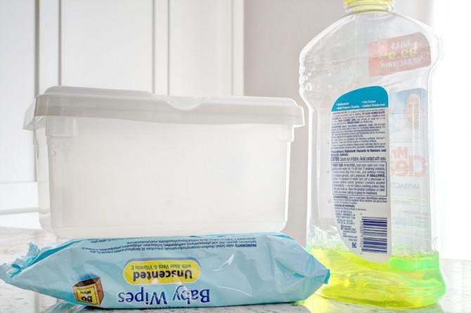 Kundenspezifische Reinigungstücher