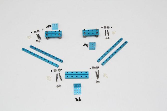 Wie man einen Roboter, der Turm von Hanoi Spiel machen kann
