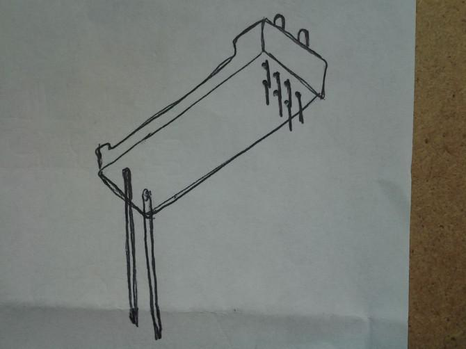 Benutzerdefinierte arduino Teile